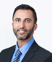 Amir Baluch, M.D. at Juvia Med Spa and Wellness Clinic
